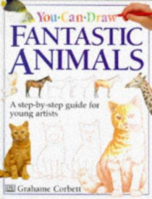 Paperback Fantastic Animals (You Can Draw) Book