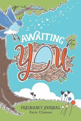 awaiting you pregnancy journal book