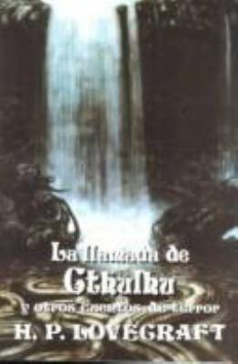La llamadade Cthulhu [Spanish] 8441402205 Book Cover