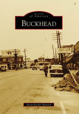 Buckhead - Book  of the Images of America: Georgia