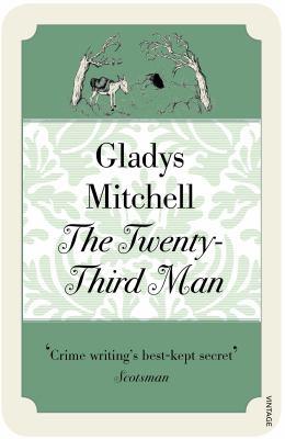 The Twenty-third Man - Book #30 of the Mrs. Bradley