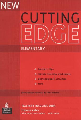 New Cutting Edge Pre Intermediate Teacher Book