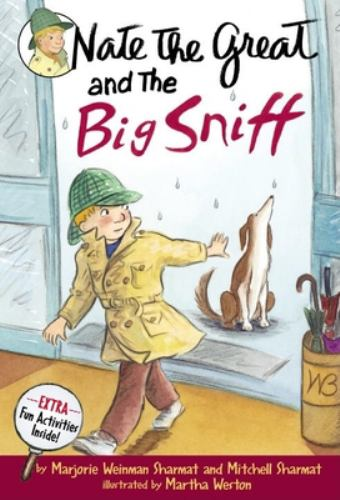 Nate the Great and the Big Sniff - Book #18 of the Nate the Great