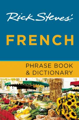 Rick Steves French Phrase Book And Dictionary