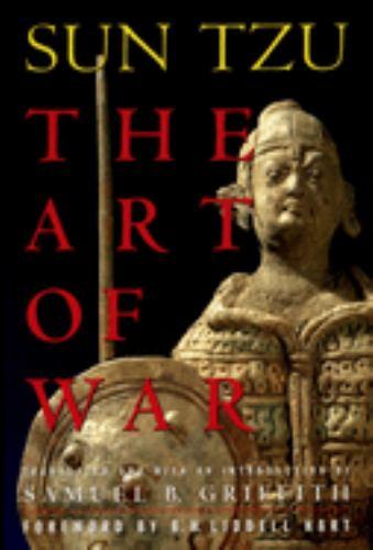 Paperback The Art of War Book