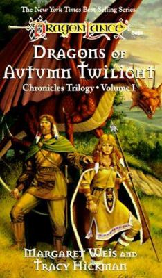 Mass Market Paperback Dragons of Autumn Twilight Book