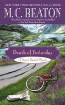 Death of Yesterday 1455504750 Book Cover