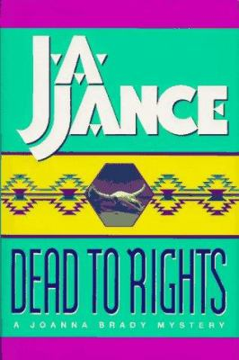 Hardcover Dead to Rights Book