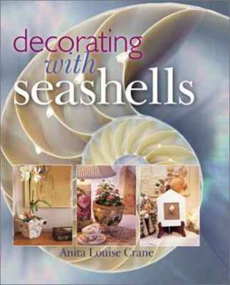 Hardcover Decorating with Seashells Book
