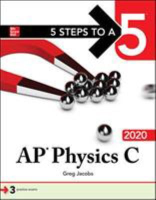 Paperback 5 Steps to a 5: AP Physics C 2020 Book