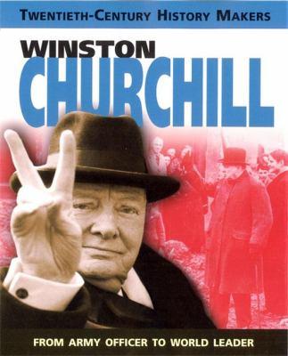 Paperback Winston Churchill (Twentieth Century History Makers) Book