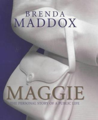 Maggie: The First Lady - Maddox, Brenda