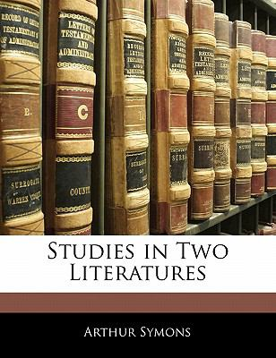Paperback Studies in Two Literatures Book