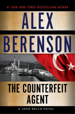 Hardcover The Counterfeit Agent Book