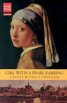 girl a pearl earring book by tracy chevalier