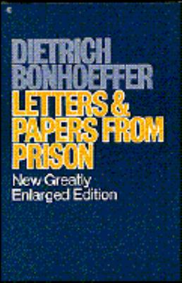 Paperback Letters and Papers from Prison Book