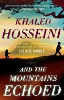 Paperback And the Mountains Echoed Book