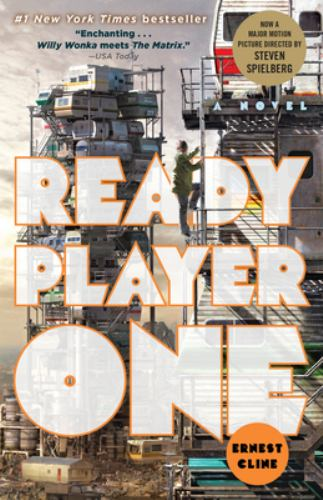 Paperback Ready Player One Book