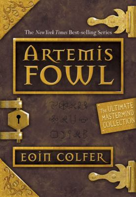 Artemis Fowl Boxed Set, Bks 1-5 - Book  of the Artemis Fowl