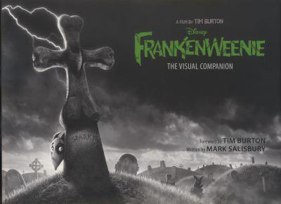 Frankenweenie The Visual Companion Book By Mark Salisbury