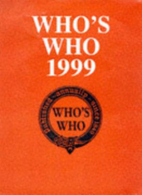 Hardcover Who\'s Who Book