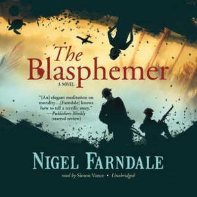 The Blasphemer (Library Edition) - Nigel Farndale