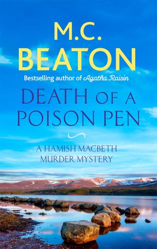 Death Of A Poison Pen 1472124553 Book Cover