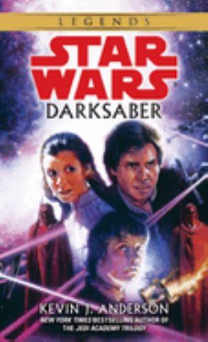 Star Wars: Darksaber - Book  of the Star Wars Legends