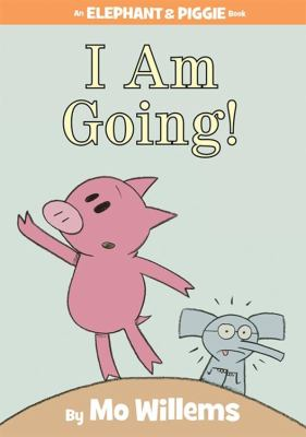 Hardcover I Am Going! Book