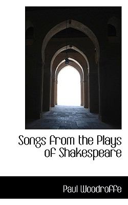 Paperback Songs from the Plays of Shakespeare Book