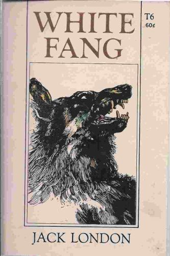 White Fang: Illustrated Classics 0942025849 Book Cover