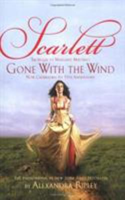 Paperback Scarlett : The Sequel to Margaret Mitchell's Gone with the Wind Book