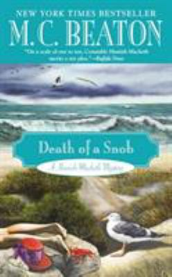 Death of a Snob 0446573523 Book Cover