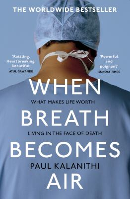 Paperback When Breath Becomes Air Book