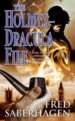 The Holmes-Dracula File (The Dracula Series) B0074CU8UE Book Cover