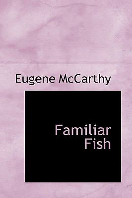 Paperback Familiar Fish Book