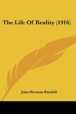 Paperback The Life of Reality Book