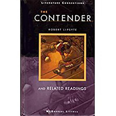The Contender by Robert Lipsyte:    book by Holt McDougal