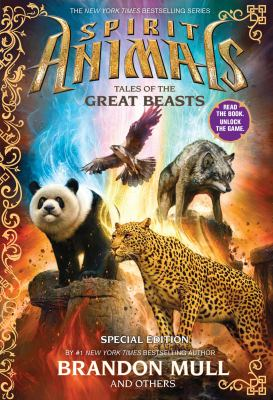 Tales of the Great Beasts - Book  of the Spirit Animals