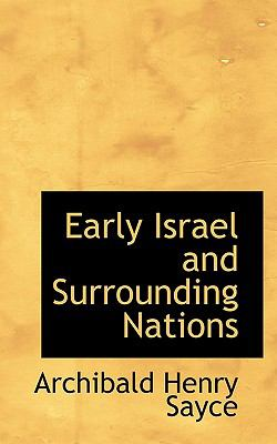 Paperback Early Israel and Surrounding Nations Book