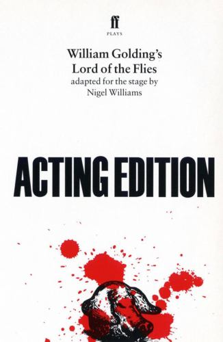 William Golding's Lord of the Flies 0571160565 Book Cover