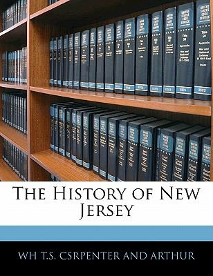 Paperback The History of New Jersey Book