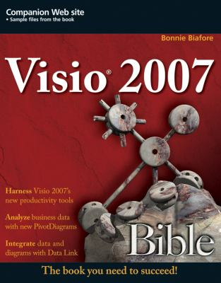 Visio 2007 Bible Book By Bonnie Biafore