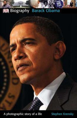Barack Obama - Book  of the DK Biography
