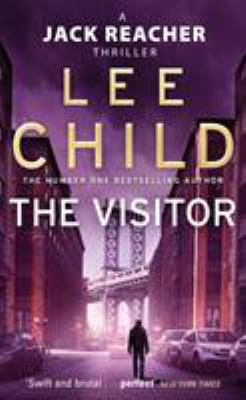 Paperback The Visitor (Jack Reacher, No. 4 Running Blind USA Edition) Book