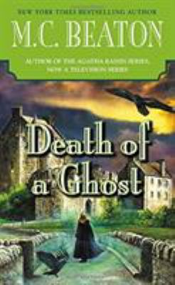 Death of a Ghost 145555829X Book Cover