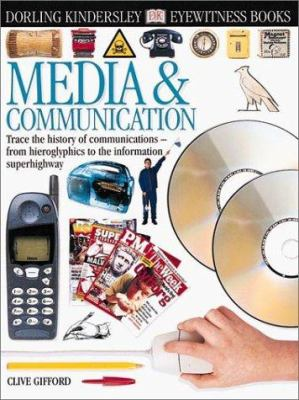 Media & Communications (Eyewitness Books (Library)) - Book  of the DK Eyewitness Books