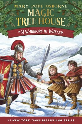 Warriors in Winter - Book #31 of the Magic Tree House