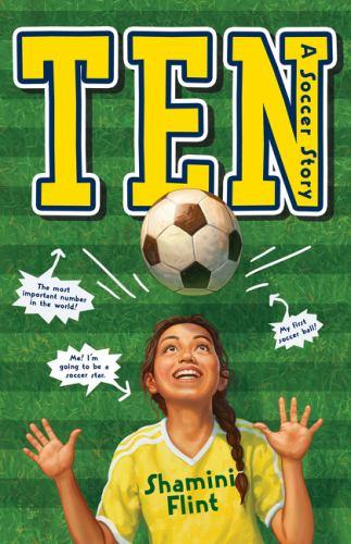Hardcover Ten : A Soccer Story Book