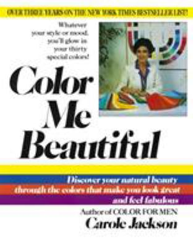 Paperback Color Me Beautiful Book